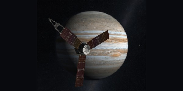 NASAs Juno spaceship is now in Jupiters orbit