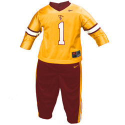USC Infant Logo Suit