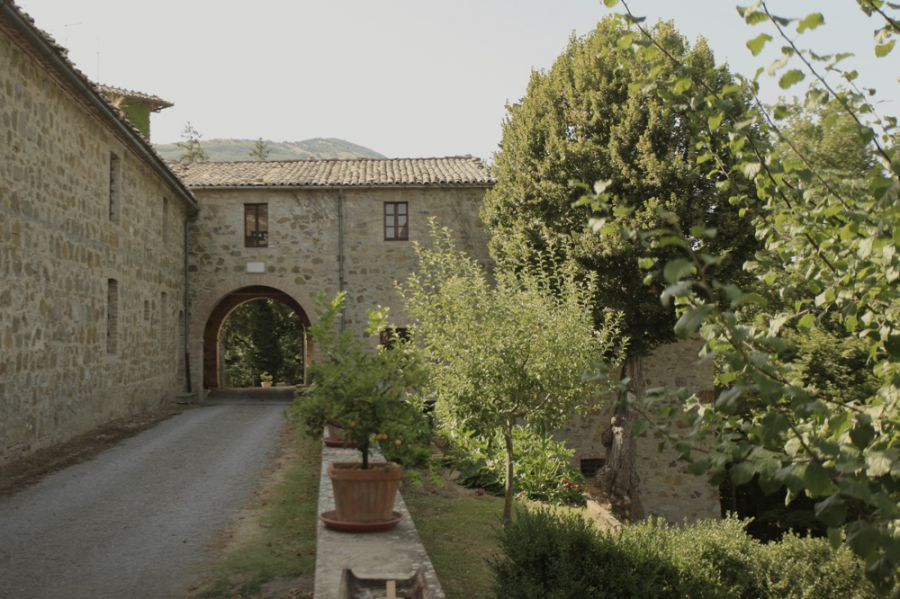 Camporsevoli In Tuscany Apartments And Villa Homes For