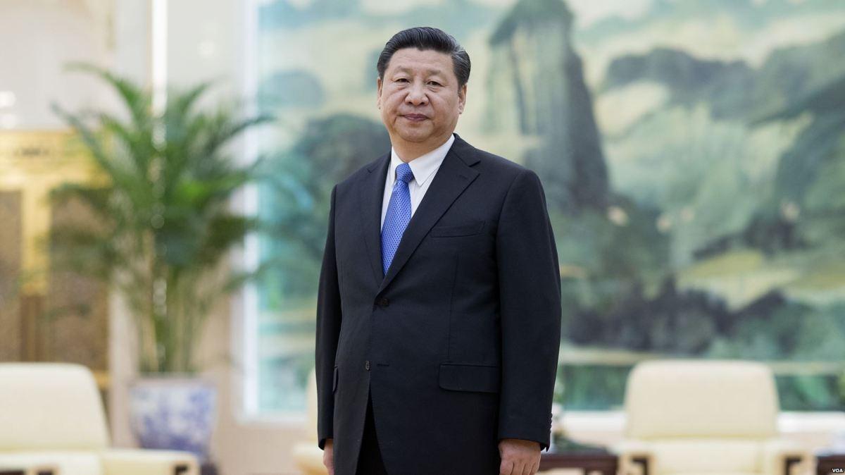 Il presidente Xi Jinping