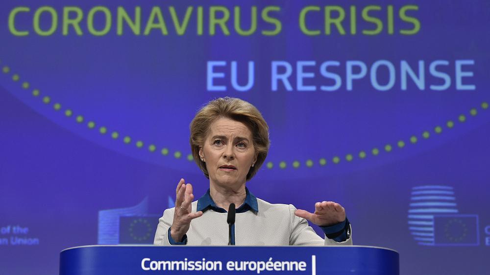 Commissione Europea di riunisce per far fronte all'emergenza del Coronavirus