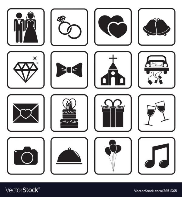 free wedding icons # 55