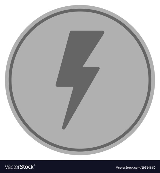 Lightning  Bolt   Silver Vector Images  35