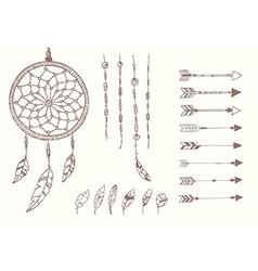 Draw Dreamcatcher Hand Vector Images Over 340