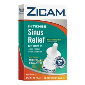 Zicam+Allergy+Relief+Nasal+Spray Zicam Intense Sinus Relief Nasal Gel ...