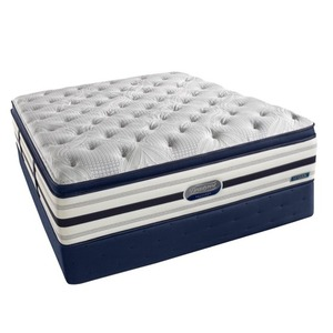 Simmons Beautyrest World Class Recharge Pillow Top Mattress
