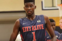 Jonathan Isaac's frame could use some work but his handling skill is excellent for his size. (Photo courtesy of sbnation.com)