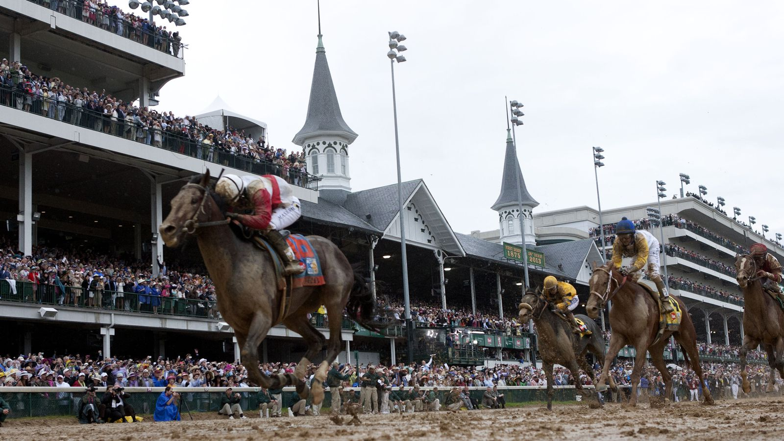 Kentucky Derby 2013: Recapping Orb's Victory