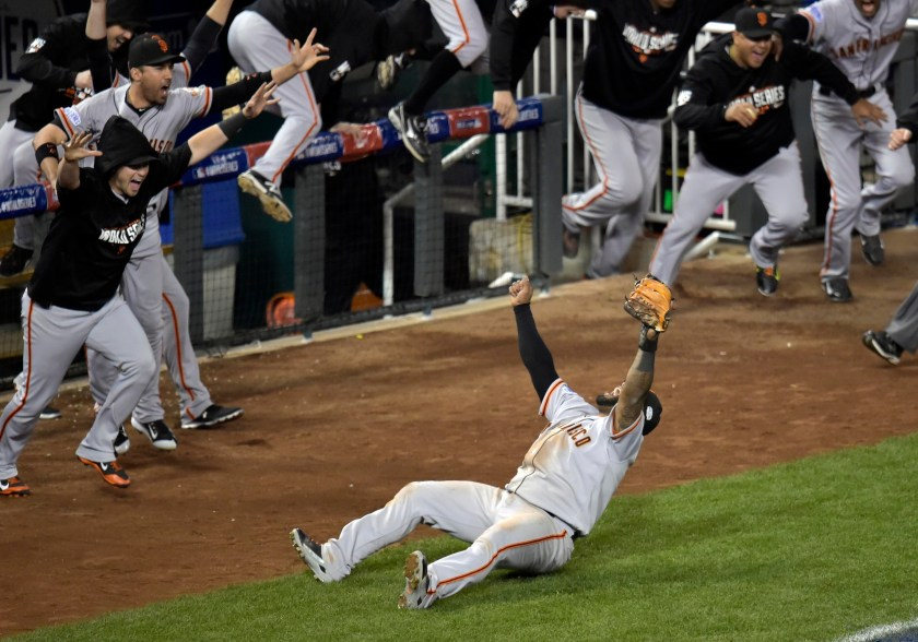 Image result for 2014 world series""