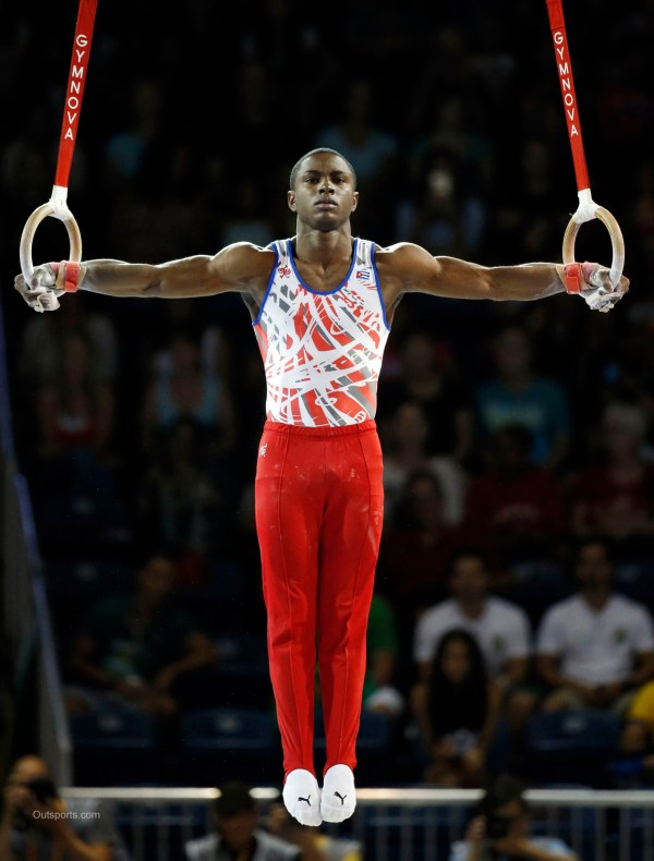 Men of the mat: 2015 Pan Am gymnastics - Outsports
