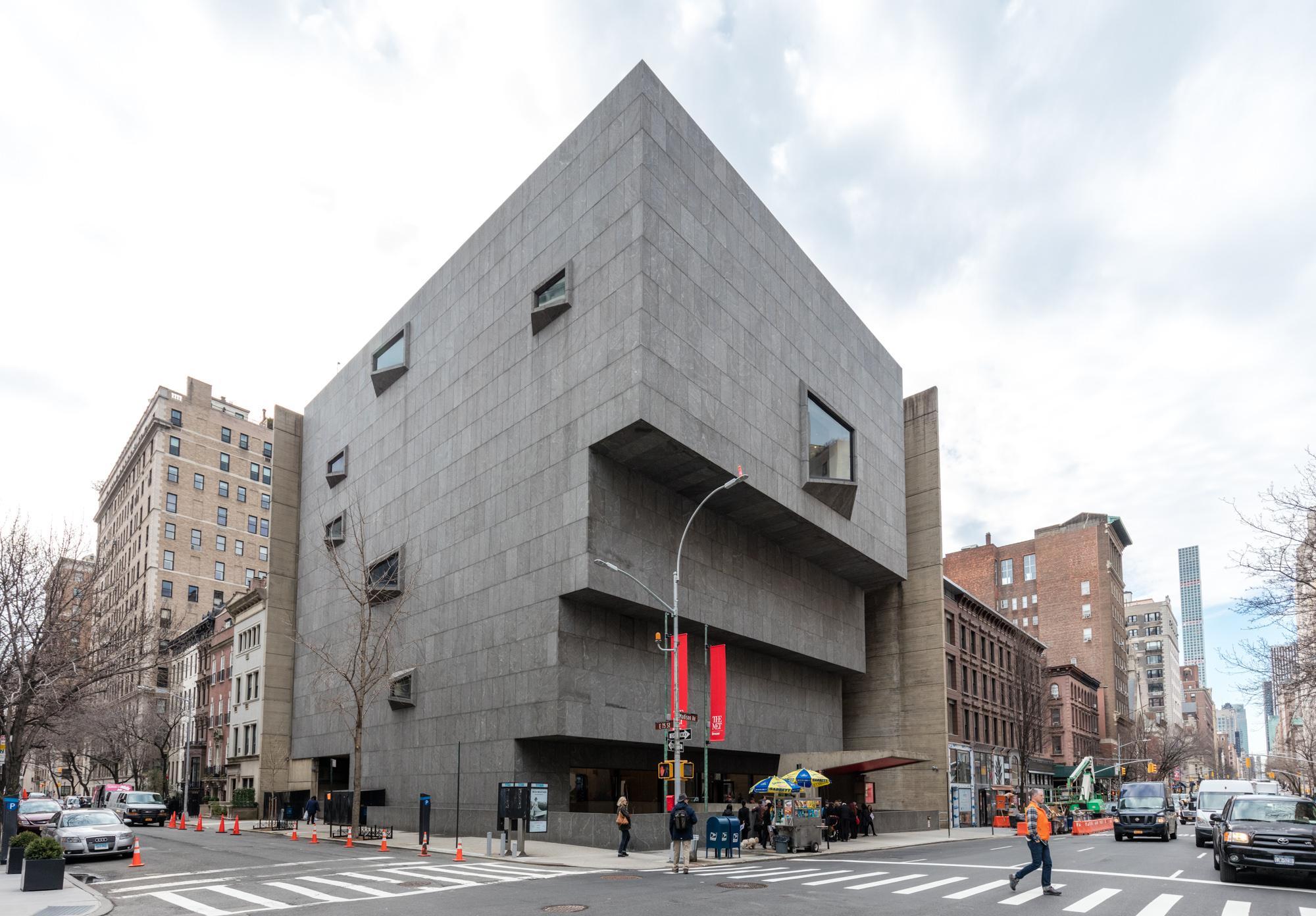 The Met Breuer. NY
