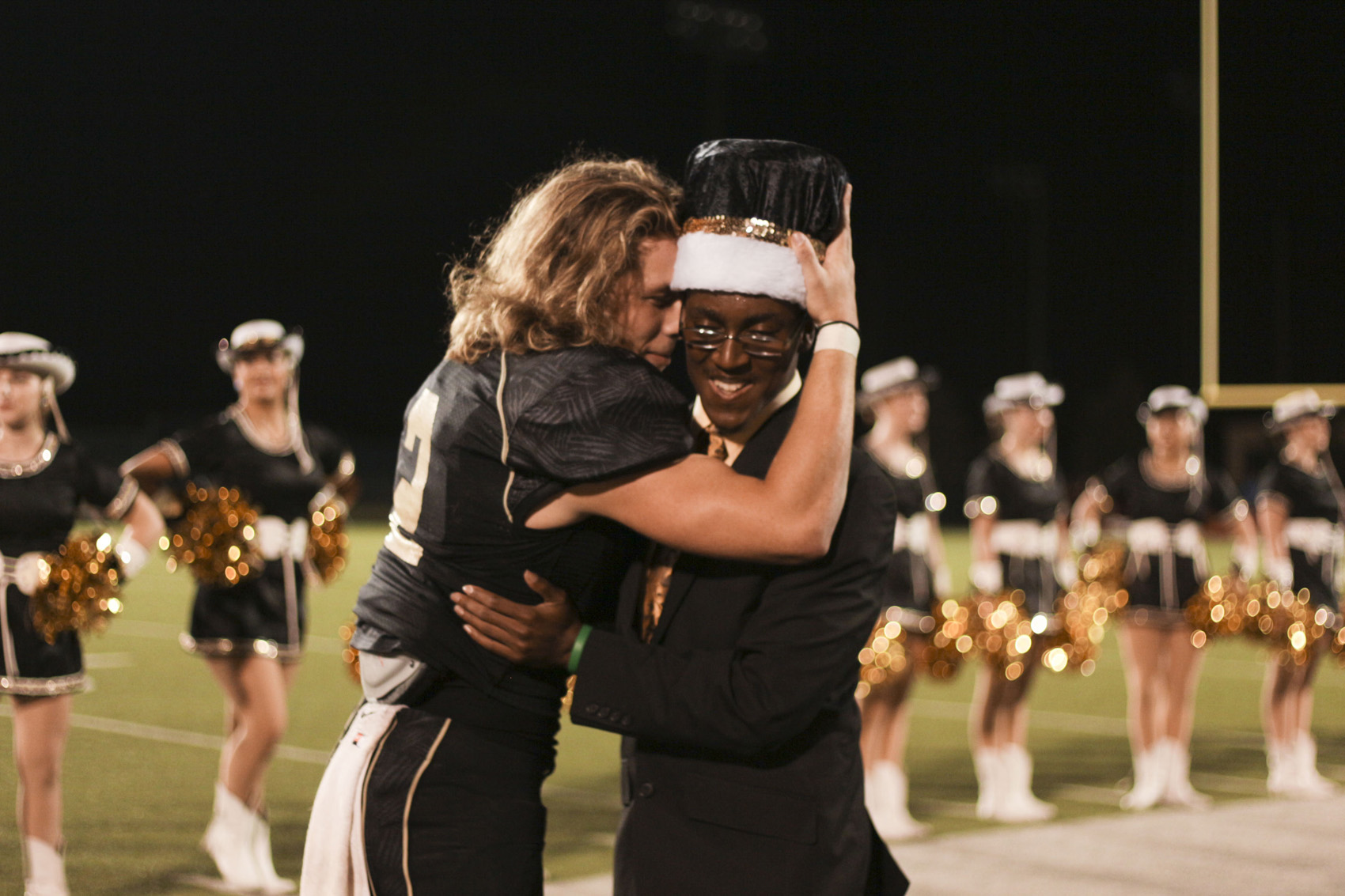 Fossil Ridge Staff Captures Special Homecoming Moment