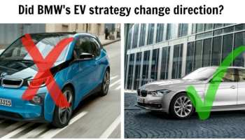 The Daimler Ev Strategy Trumps Bmw Targeting A 25 Ev Share By 2025