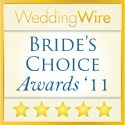 DJ Paul Entertainment, WeddingWire Couples' Choice Award Winner 2011