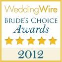 Frank Lebano & Co. DJs, WeddingWire Couples' Choice Award Winner 2012