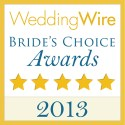 DJ Paul Entertainment, WeddingWire Couples' Choice Award Winner 2013