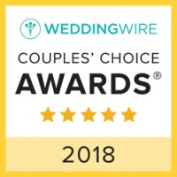 DGM Flowers & Events, WeddingWire Couples' Choice Award Winner 2018