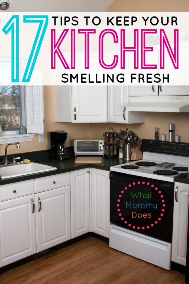 How To Get Your Kitchen Sink To Stop Smelling