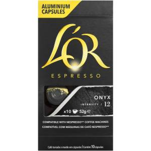 L'or Espresso Onyx Coffee Capsule