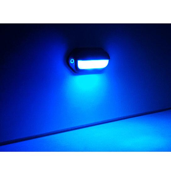 Buy 10LED 12V Waterproof Oblong Stair Step Light RV