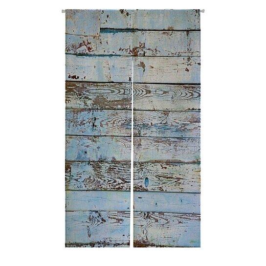 vintage wood planks japanese noren curtain doorway door window treatment curtains cotton linen curtain