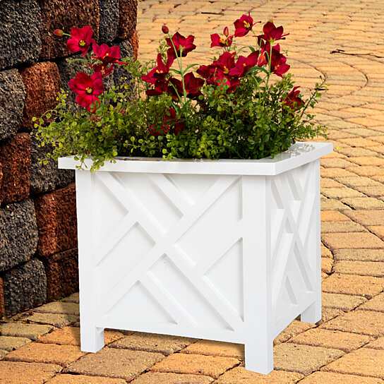 Home Garden Box Planter