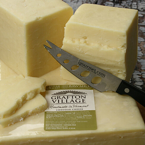 Grafton Five Year Cheddar