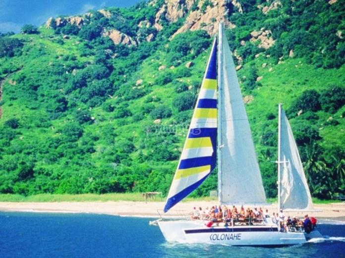 Image result for catamaran mazatlan