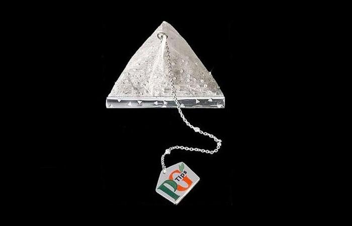 Most Expensive Tea In The World PG Tips Diamond Tea Bag