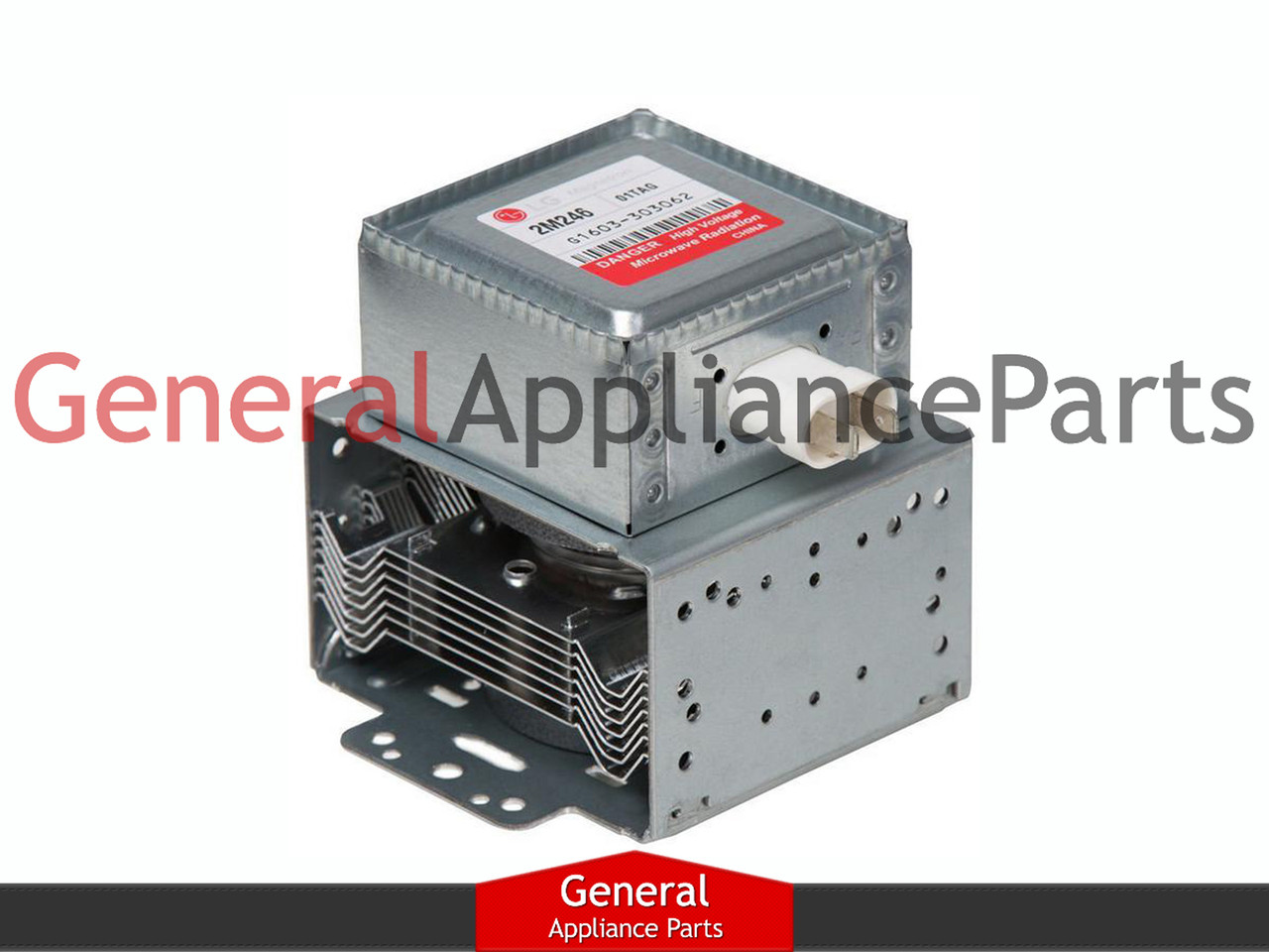 opm microwave oven magnetron replaces lg general electric wb27x26081 wb27x10305