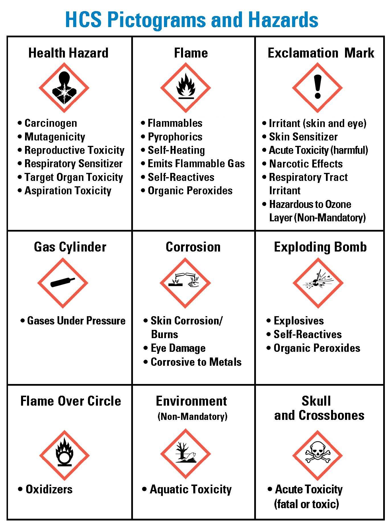 Sheet Safety Data Sample New