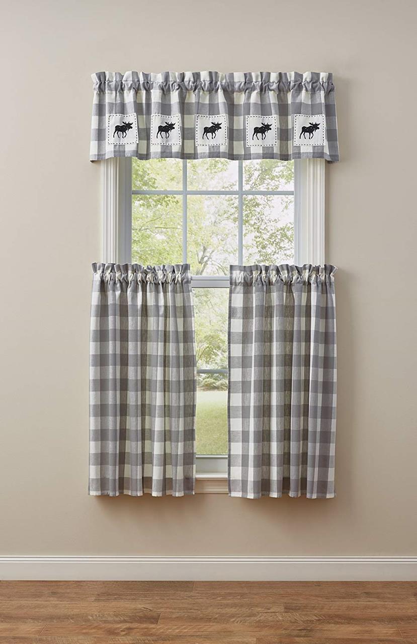 wicklow garnet white curtain