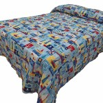 Nautical Times Pyramid Bunk Bed Set Paul S Home Fashions