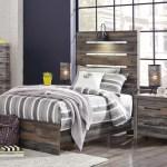 Drystan Twin Size Panel Bed B211 Ashley Kids Furniture Kids Teens Bedroom Furniture