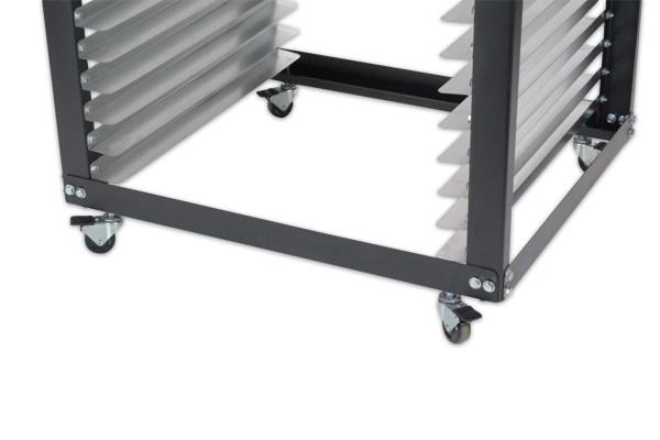 ntl shorty screen cart rack