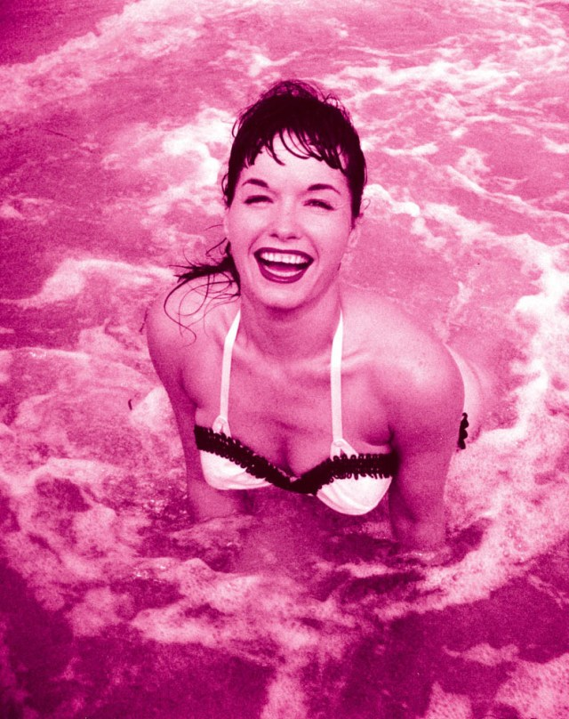 Bettie Page XV (Multiple Color Options) - Walls 19