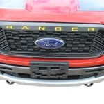 Ranger Grill Letters Ford Ranger Grill Decals Name Vinyl Graphics Kit Fits 2019 2020 2021 Moproauto Professional Vinyl Graphics And Striping