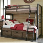 Fulton County Bunk Bed Twin Over Full Country Willow Kids