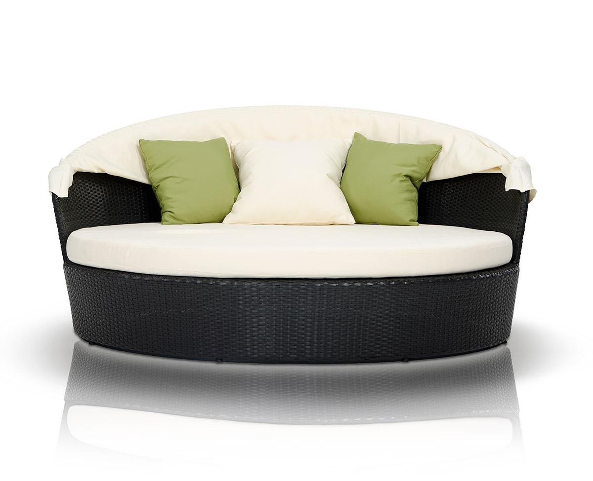gb10 round outdoor daybed