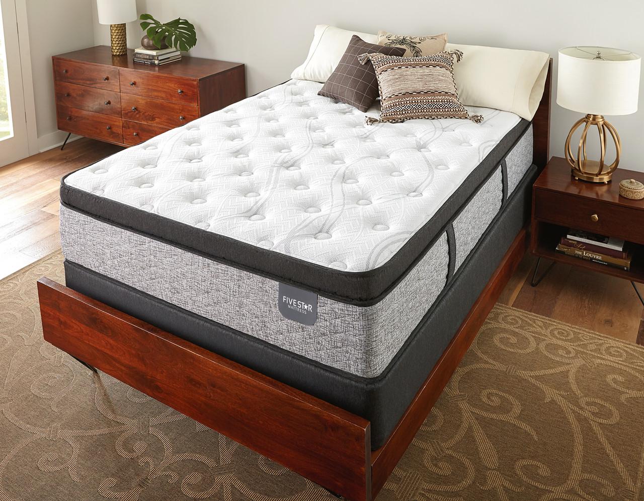 bloomfield super pillow top mattress