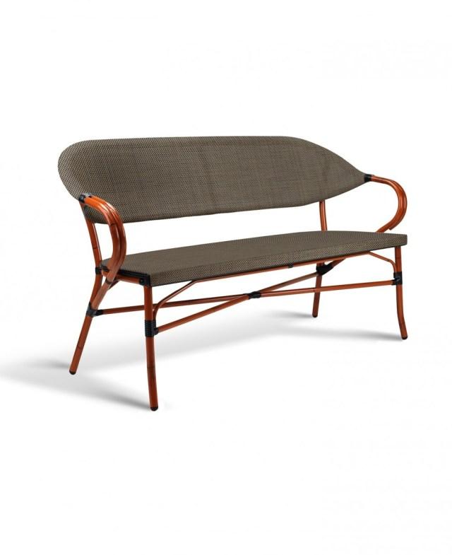gar bayside outdoor woven sofa - sunhouse office