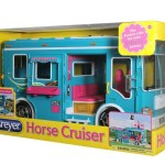 Breyer Horses Horse Cruiser Truck Rv Trailer Camper 1 12 Classic 62044 New Colour Model Horses