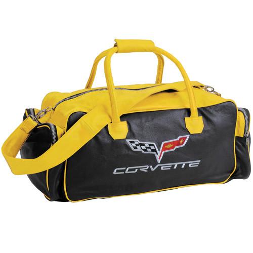 C6 Leather Bag Corvette