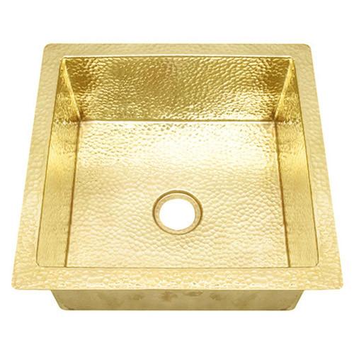 bar sink sbva brass square brass bar kitchen prep sink