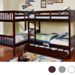 Wood Twin Bunk Beds