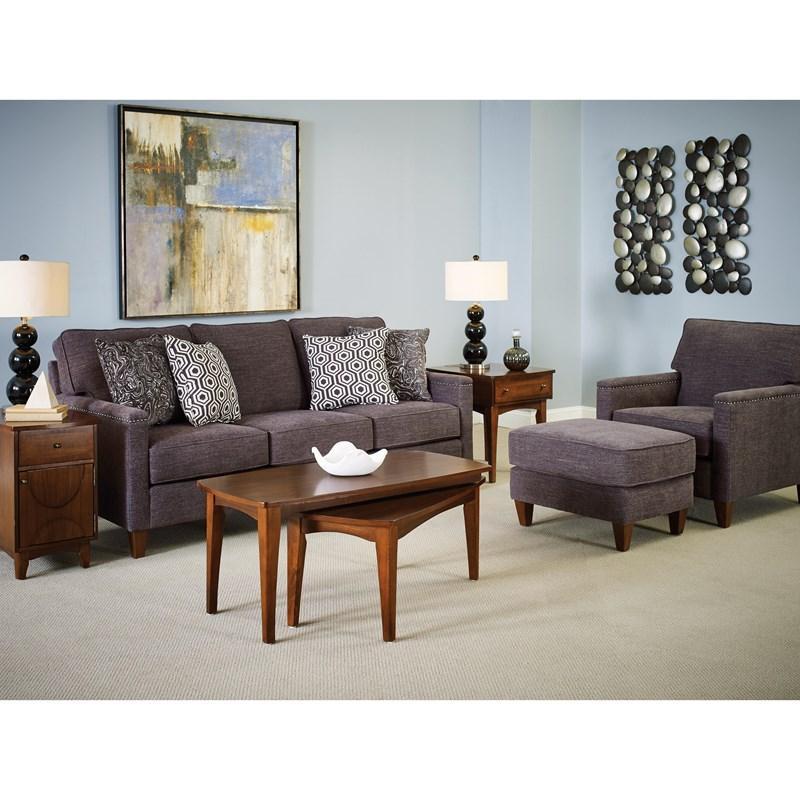 broyhill lawson sofa and loveseat