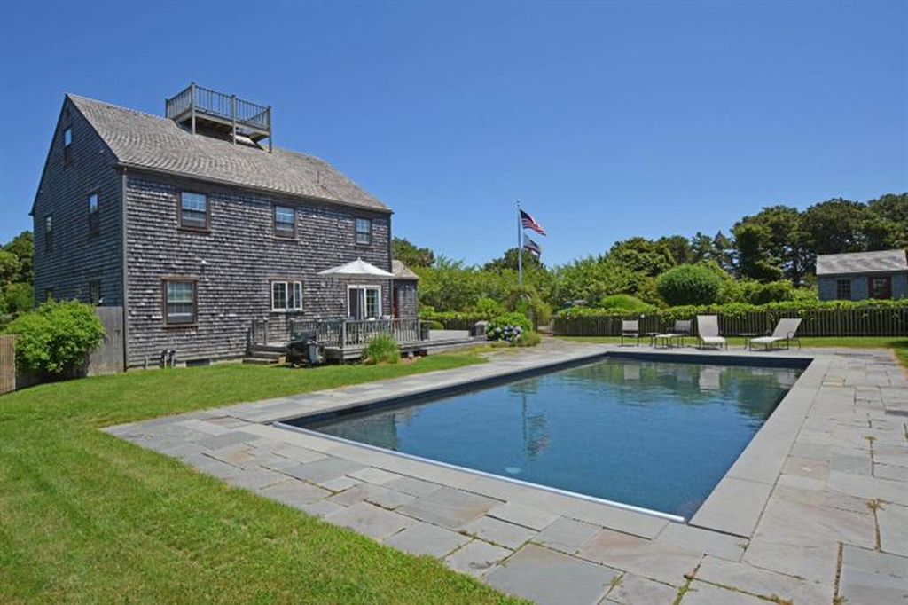 Heres What El Press New House On Nantucket Looks Like