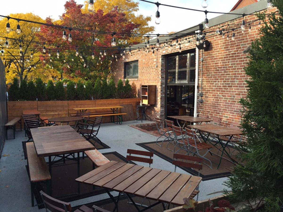 Boston's Best Outdoor Dining - 52 Top Patios, Decks & More on Backyard Patio  id=63568