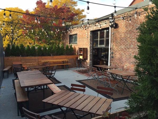 outdoor patio deck Boston's Best Outdoor Dining - 52 Top Patios, Decks & More