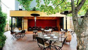 Boston's Best Outdoor Dining 52 Top Patios, Decks More